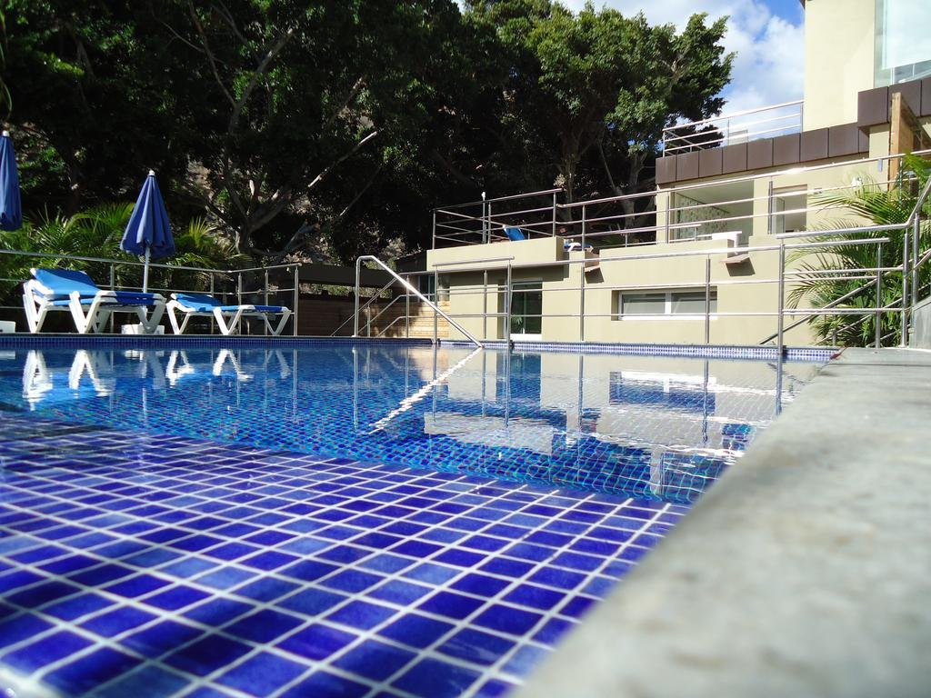 Appartementen Los Jardines - zwembad
