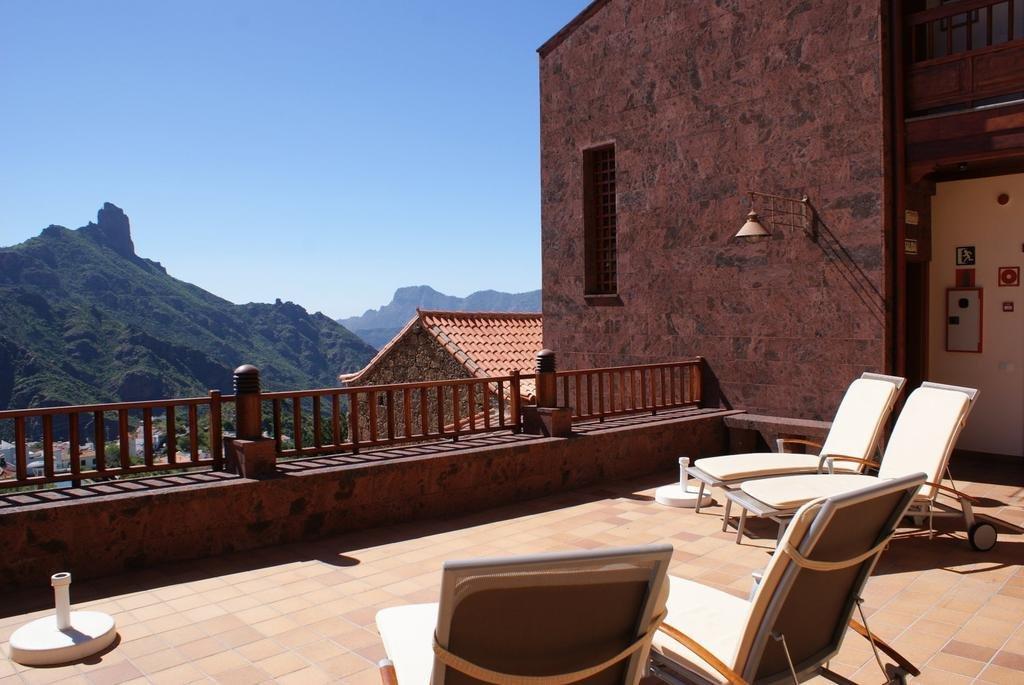 Hotel Fonda de la Tea - uitzicht