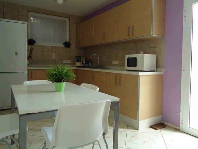 Appartementen Los Jardines - keuken