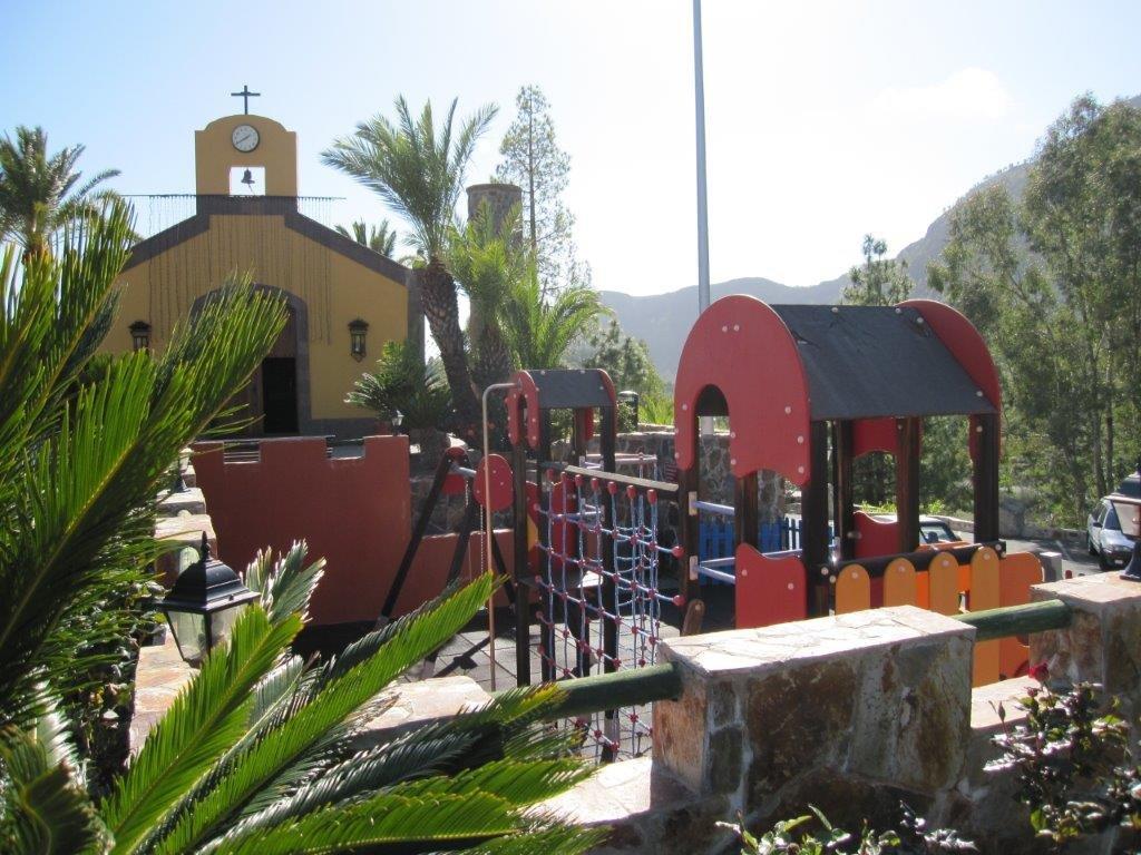 Hotel Las Tirajanas - speeltuin