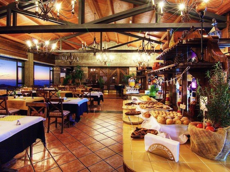 Hotel Las Tirajanas - restaurant