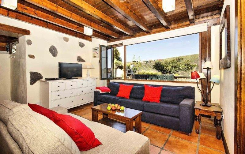 Villa Amaia 2 - woonkamer