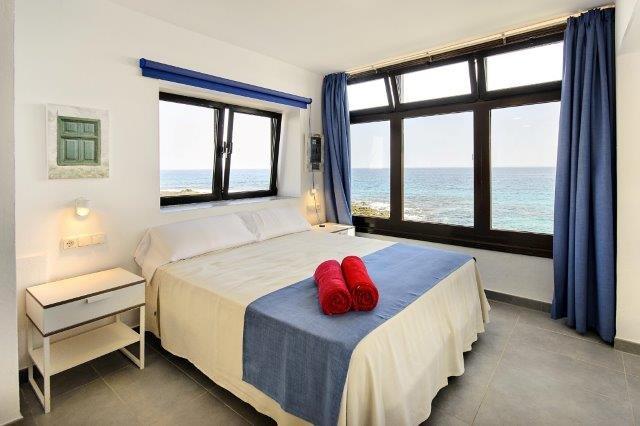 Casa Oceano - slaapkamer
