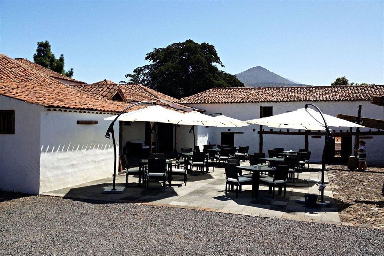 Hotel La Casona - terras