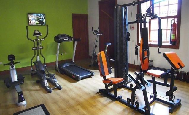 Hotel La Casona - fitness