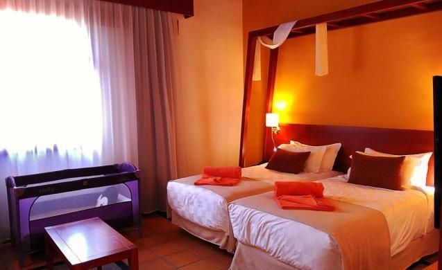 Hotel La Casona - slaapkamer