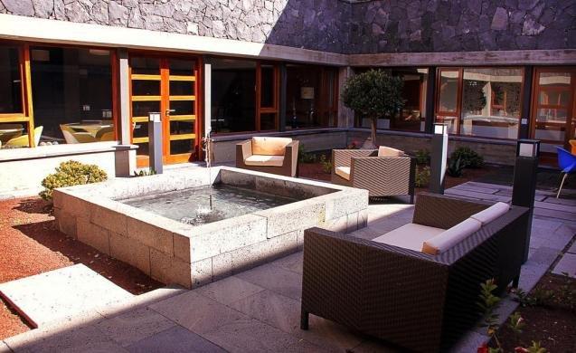 Hotel La Casona - zitje