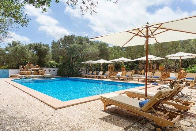 Bijzondere accommodaties Hotel Can Gaia in Porto Colom (Mallorca, Spanje)