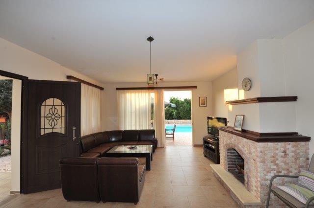 Villa Jamie - woonkamer