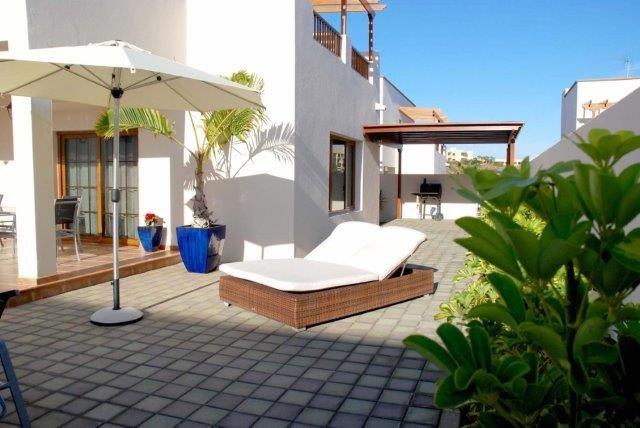 Villa Caletas - tuin