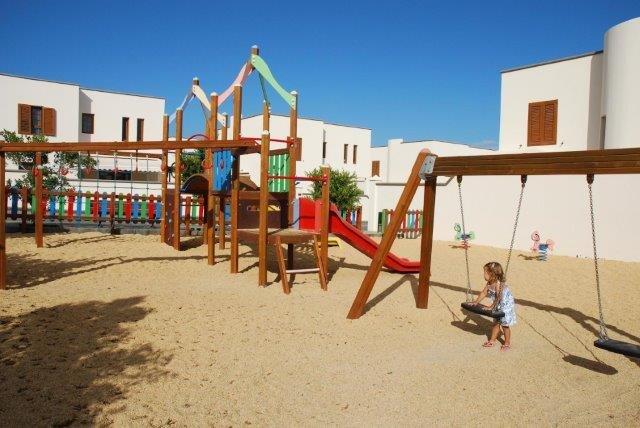 Villa Caletas - speeltuintje