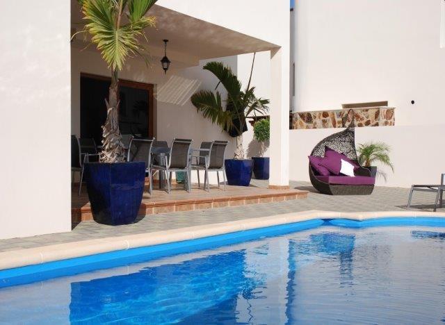 Villa Caletas - zwembad