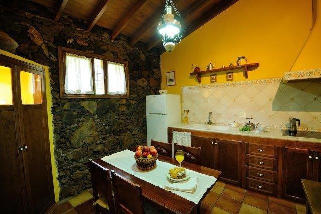 Finca La Majadera - keuken