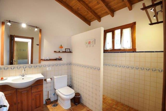 Finca La Majadera - badkamer