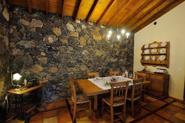 Finca La Majadera - eettafel