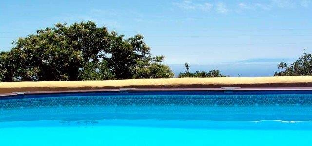 Finca La Majadera - zwembad