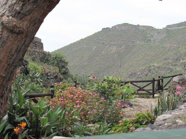 Casita Vera de la Hoya - uitzicht