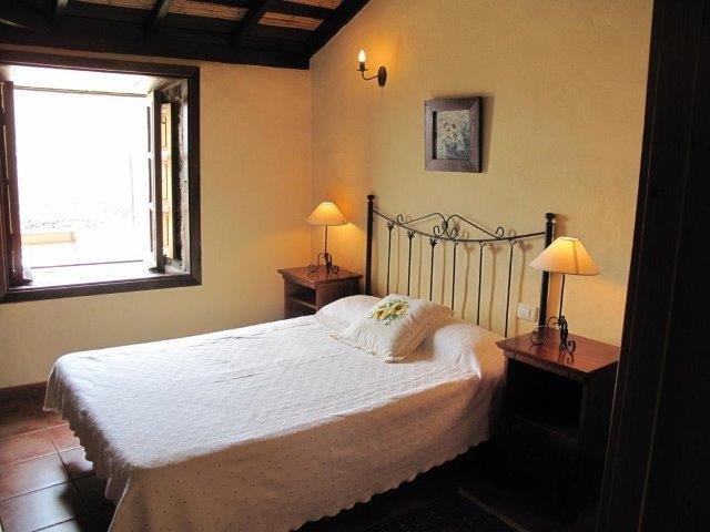 Casita Vera de la Hoya - slaapkamer