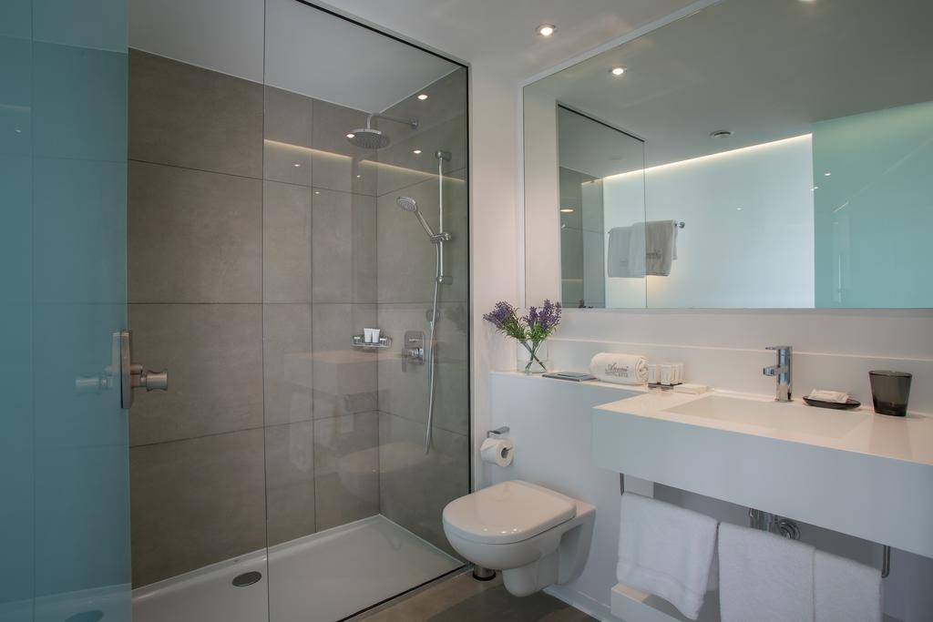 Appartementen Anemi - badkamer
