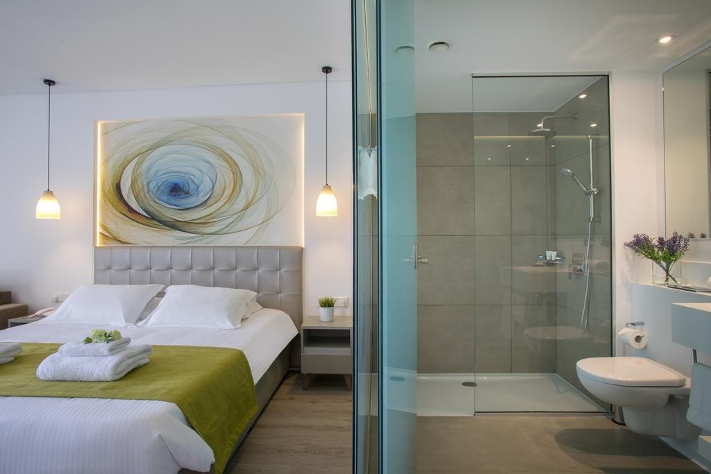Appartementen Anemi - slaapkamer