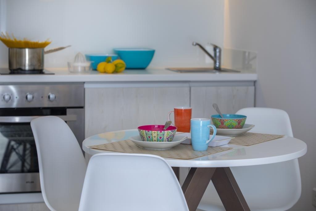 Appartementen Anemi - keuken