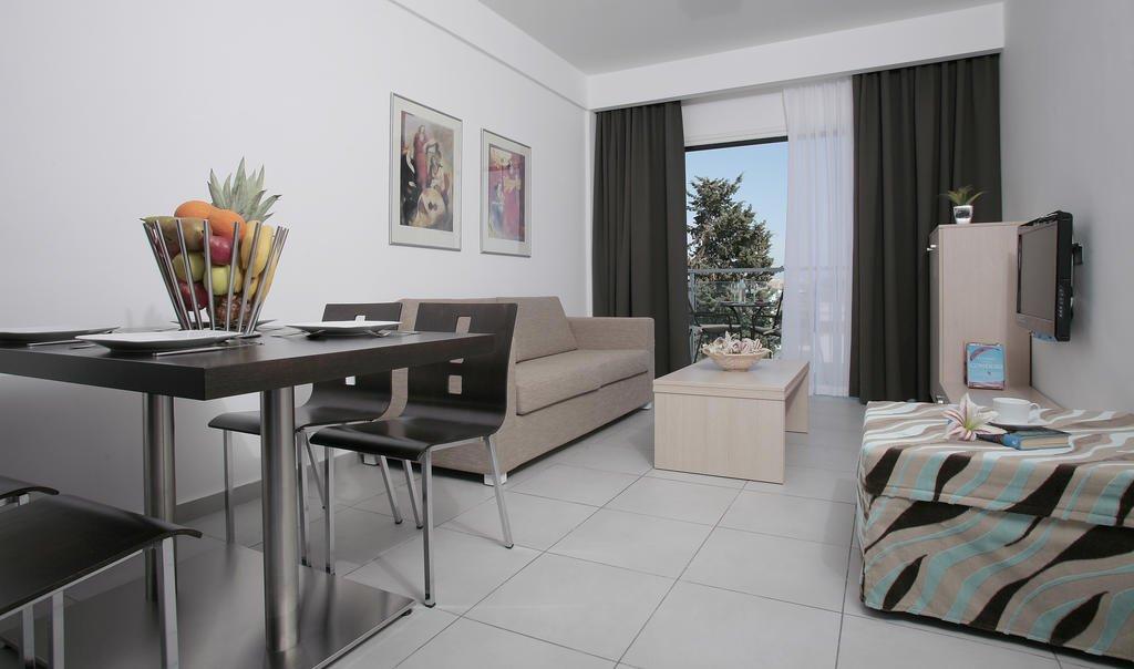 Appartementen Anemi - kamer