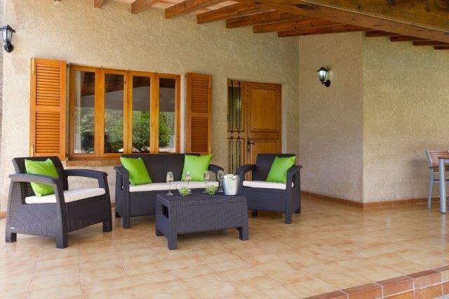 Villa La Punta - terras