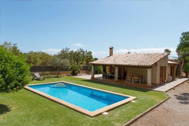 Bijzondere accommodaties Villa Punta in Port Pollença (Mallorca, Spanje)