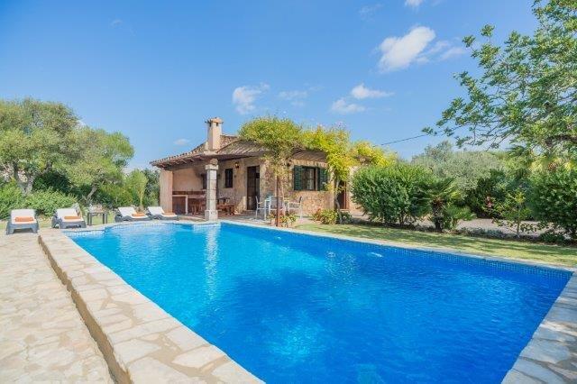 Bijzondere accommodaties Villa Can Just in Pollença (Mallorca, Spanje)