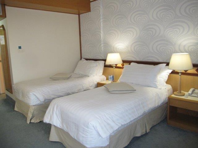 Hotel Athena Beach - slaapkamer