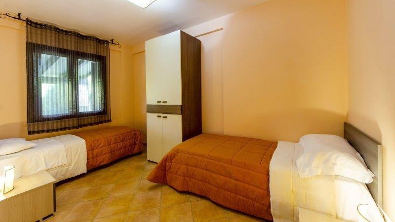 Appartementen Hydria - slaapkamer