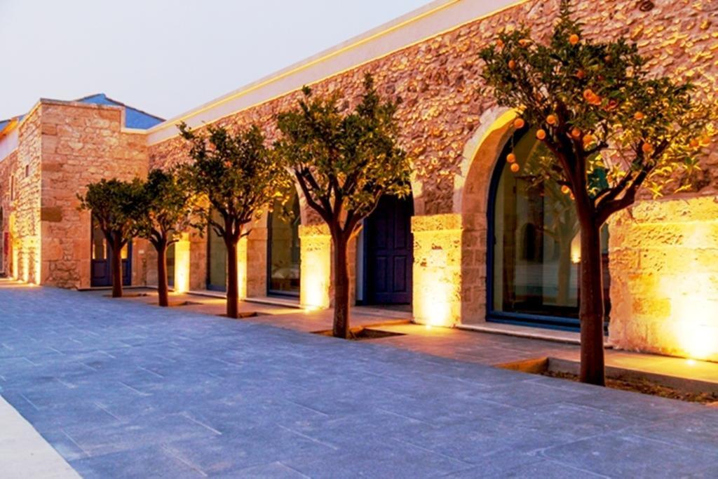 Appartementen Casal di Noto - binnenplaats