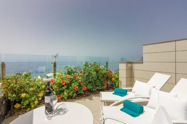 Appartementen Diamond - balkon