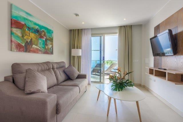 Appartementen Diamond - woonkamer