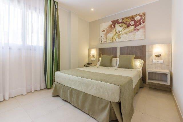 Appartementen Diamond - slaapkamer