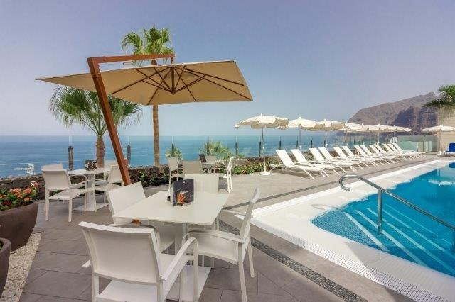 Bijzondere accommodaties Appartementen Diamond in Los Gigantes (Tenerife, Spanje)