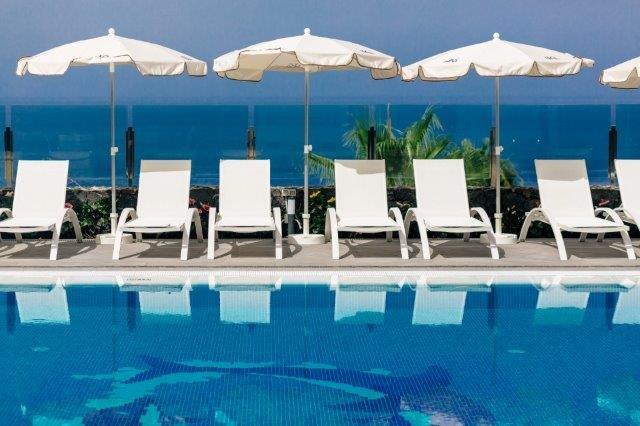 Appartementen Diamond - zwembad