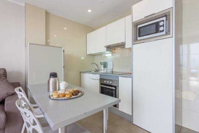 Appartementen Diamond - keuken