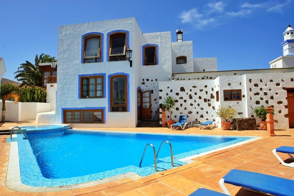 Hotel Casona de Yaiza - zwembad