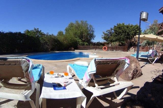 Bijzondere accommodaties Appartementen El Olivar in Santa Lucia (Gran Canaria, Spanje)