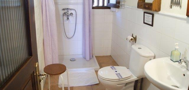 Appartementen El Olivar - badkamer