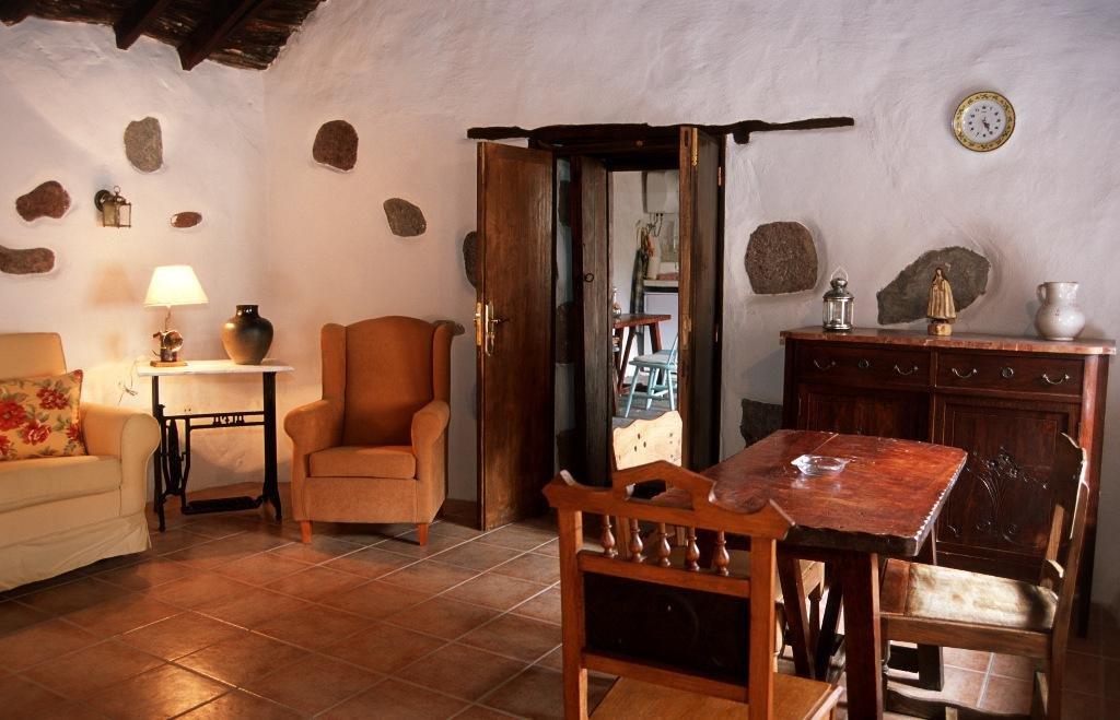 Appartementen El Olivar - woonkamer