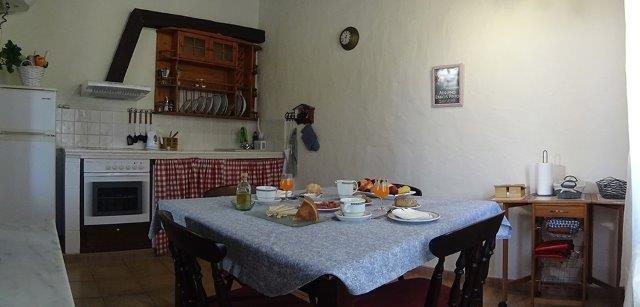 Appartementen El Olivar - keuken