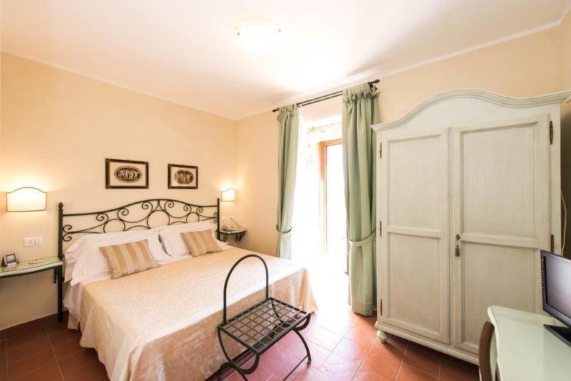 Hotel Favorita - slaapkamer