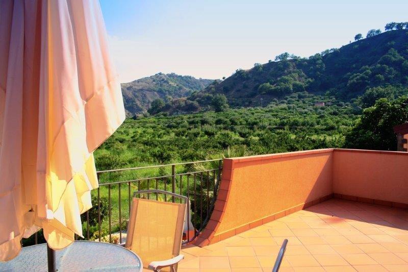 Hotel Giardino delle Zagare - balkon