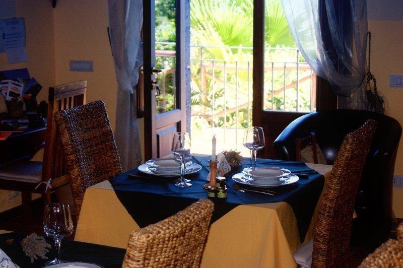 Hotel Giardino delle Zagare - eetzaal