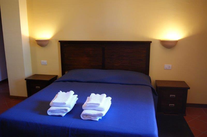 Hotel Giardino delle Zagare - slaapkamer