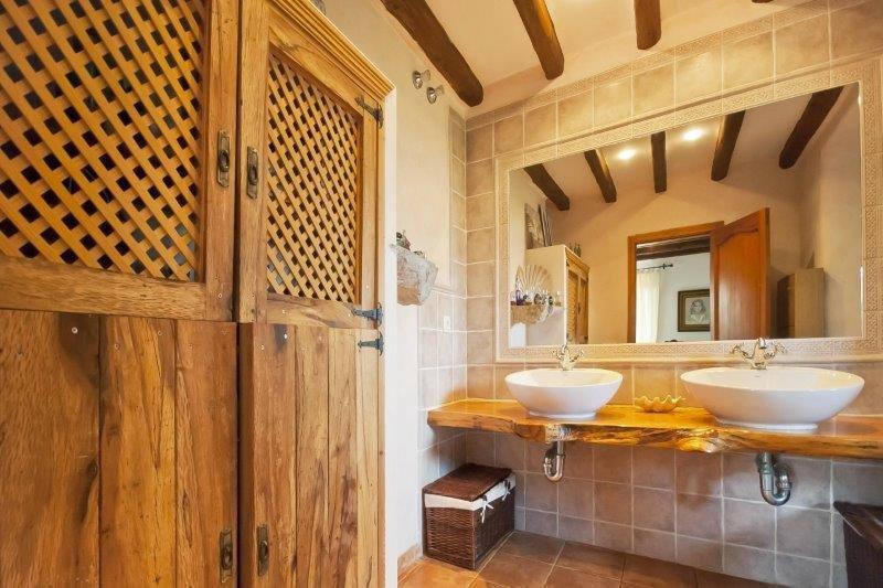 Villa Ermita - badkamer