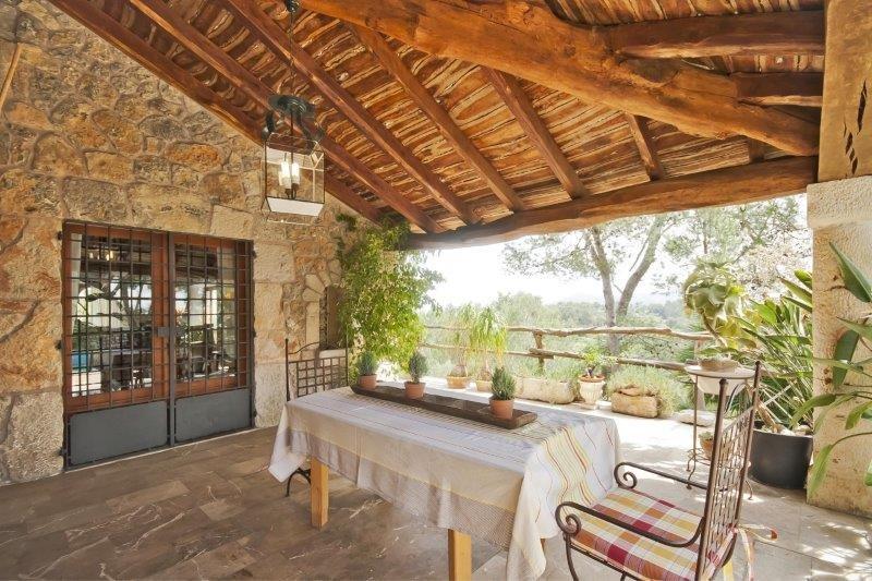 Villa Ermita - veranda
