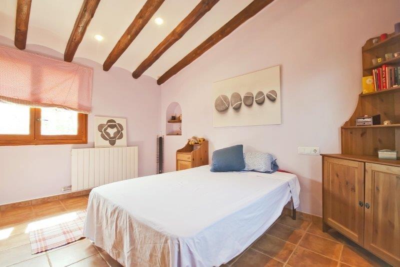 villa Ermita - slaapkamer